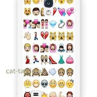 case,cover fits samsung models>Emoji,emojis,Alien,princess,monkey,smiley faces