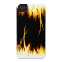 Fire Case iPhone 4 Case-Mate Case from Zazzle.com