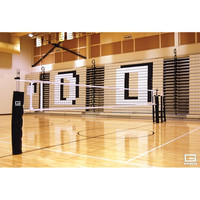 Gared Sports RallyLine Scholastic One-Court Volleyball System
