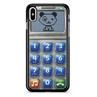 Toy Phone 2 iPhone X Case