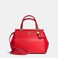 Selena Grace Bag in Mixed Leathers