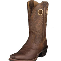 Ariat Heritage Roughstock Cowboy Boots