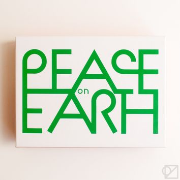 Peace On Earth 20 Card Box Set