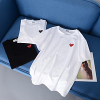 Cdg Paly Womens Cotton Tee #467