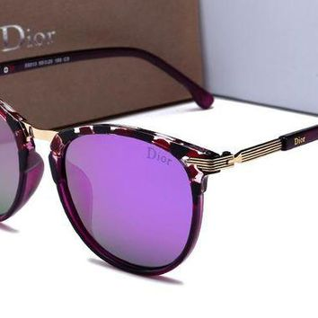 Dior 2018 trendy men and women high quality sunglasses F-HWYMSH-YJ #2