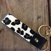 Leopard Key Chains
