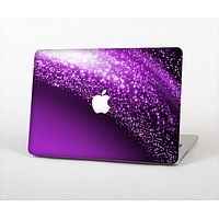 The Shower of Purple Rain Skin Set for the Apple MacBook Air 13""