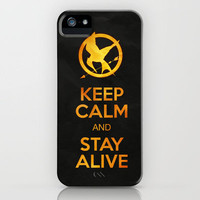 74th Hunger Games iPhone Case by Luke Eckstein   Society6