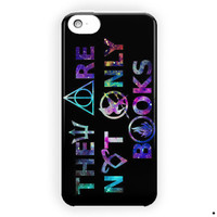 Divergent Hunger Game Harry Potter For iPhone 5 / 5S / 5C Case
