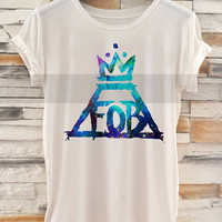 Fall out boy Galaxy _ Tshirt  And Tank Top Men And Women Design By : PATUNGAN