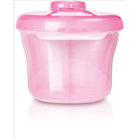 Philips AVENT Powder Formula Dispenser & Snack Cup - Pink