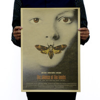 Silence Of The Lambs Movie Poster 20X14