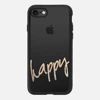 BIG HAPPY by Monika Strigel iPhone 5 iPhone 7 Hülle by Monika Strigel | Casetify