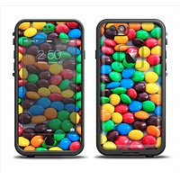 The Colorful Candy Apple iPhone 6 LifeProof Fre Case Skin Set