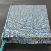 Beautiful Handmade Journal with Oaxacan Textile Cover