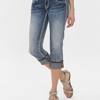 Rock Revival Fay Stretch Cropped Jean