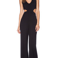 Rachel Pally Crosby Jumpsuit in Black
