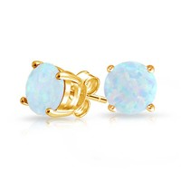 Bling Jewelry Shimmering Studs