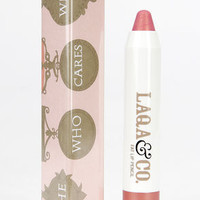 LAQA & Co. Fairyblood Shimmery Pink Fat Lip Pencil