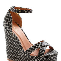 Pool Decked Out Wedge | Mod Retro Vintage Wedges | ModCloth.com
