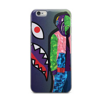 Dragon Ball Z x Bape iPhone 4 4s 5 5s 5C 6 6s 6 Plus 6s Plus 7 & 7 Plus Case