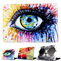 Hard Case For Apple Macbook Air Pro Retina 13  Laptop Bag For Mac book 13.3 inch Cover PC+ Keyboard Cover+screen Protector