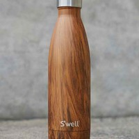 S'well 17-Oz Wood Water Bottle