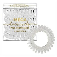Kitsch - Mega Hair Coil Clear