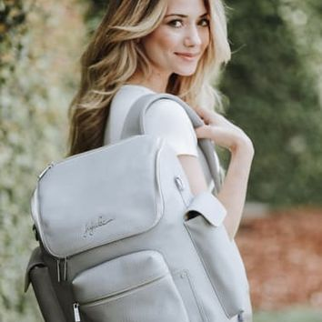 Ju-Ju-Be Ever Collection Forever Faux Leather Diaper Backpack | Nordstrom
