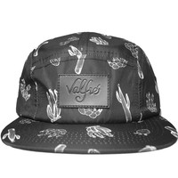 Cactus 5 Panel Hat