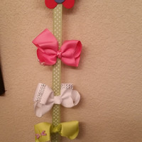 Hair Bow Hanger