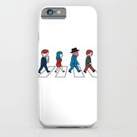 Hannibey Road iPhone & iPod Case by Huebucket