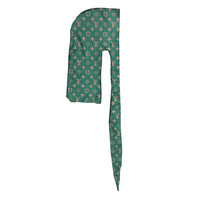 """Designer Rag"" Durags LV Inspired in Emerald"