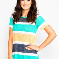 Taylor Striped Tunic