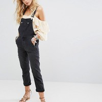 Free People Boyfriend Overalls at asos.com