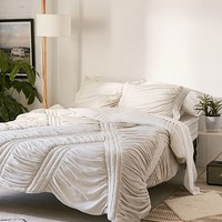 Quilted Jersey Comforter | Urban Outfitters
