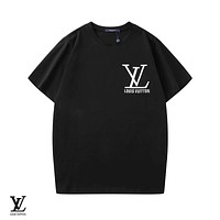 Cheap sale men and women LV t shirt Louis Vuitton shirts high quality T-shirt
