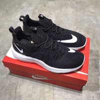 """Nike Darwin"" Men Sport Casual Fashion Cushioning Breathable Mesh Running Shoes Sneakers"