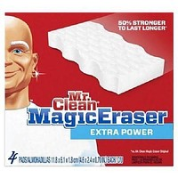 Mr Clean Magic Eraser Extra Power 4 Pack