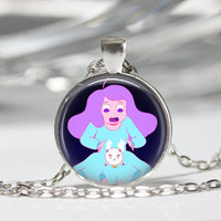 Bee and Puppycat Photo Pendant