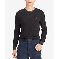 Polo Ralph Lauren Mens Textured Classic Fit Sweater Size Large.