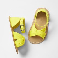 Cross strap sandals | Gap