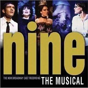 Soundtrack - Nine: The Musical (New Broadway Cast) - CD