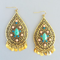 Rajhasthan's Golden Era Earrings