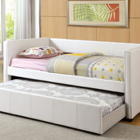 Cadiz Daybed With Trundle CM1955WH