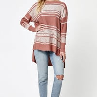 Billabong Tidal Mirage Stripe Pullover Sweater at PacSun.com