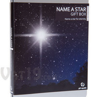 Name a Star Gift Box: Buy a Star for Someone