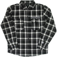 Whitechapel Men's  Sawblade Flannel Multi