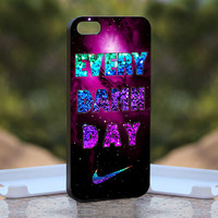 Nike EVERY DAMN DAY Bling sparkle - Design available for iPhone 4 / 4S and iPhone 5 Case - black, white and clear cases