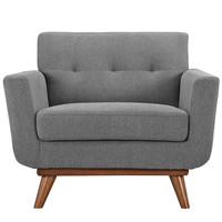 Engage Armchair - Expectation Gray